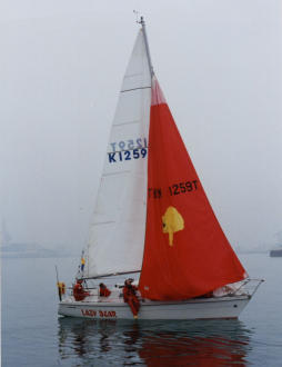 Lazy Bear - Cowes - Cherbourg - 1996-04-07